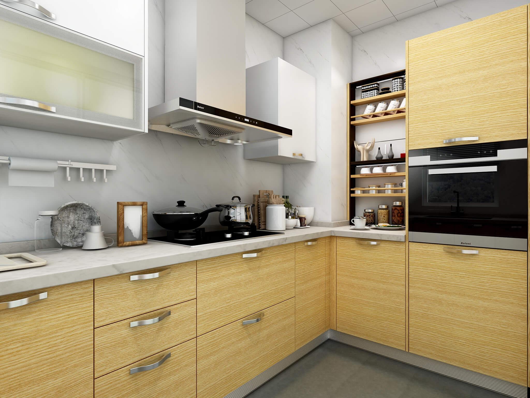 厨房装修知识之厨房装修前期必须考虑的8大安全因素